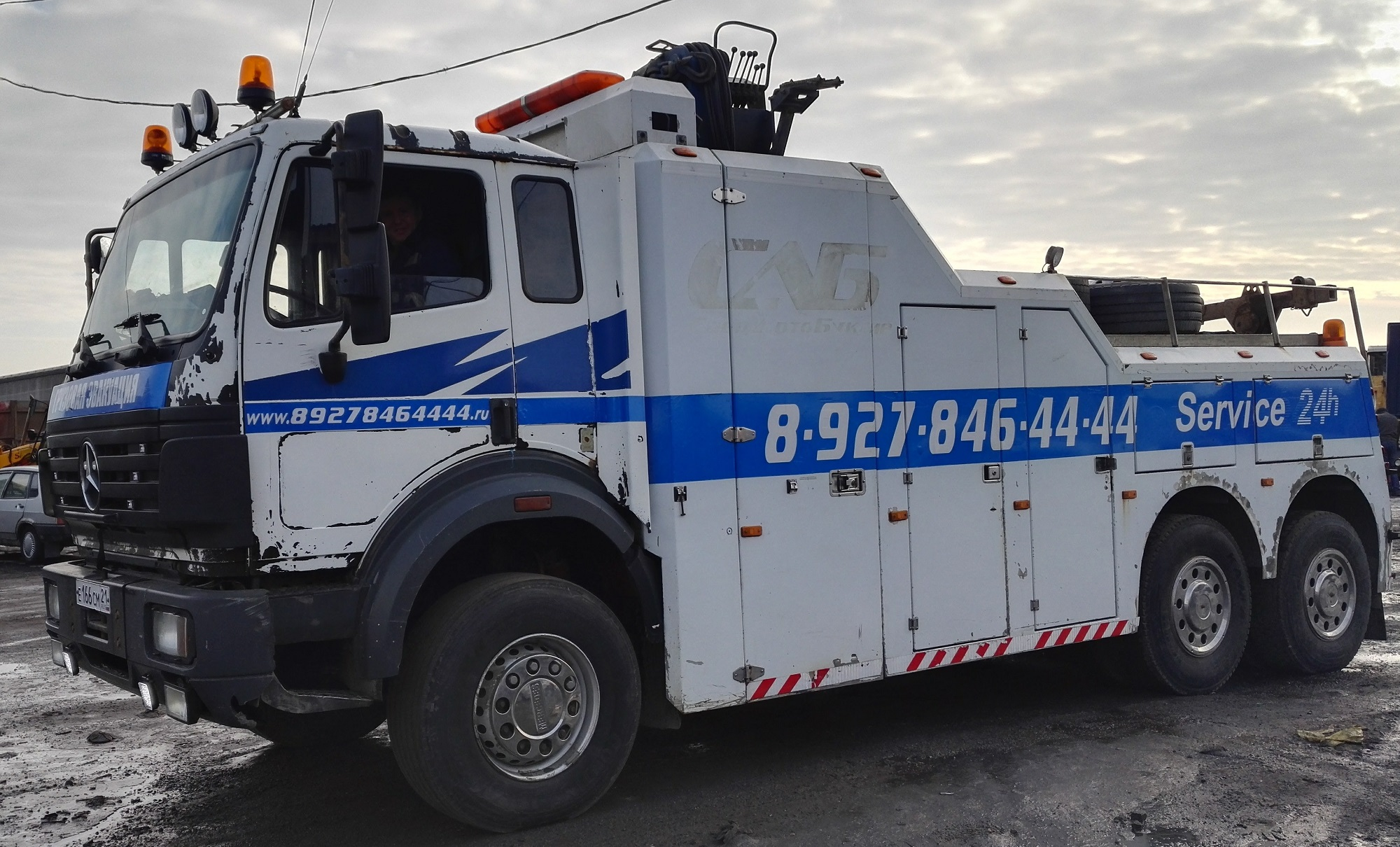 Грузовой эвакуатор 89278464444.ru